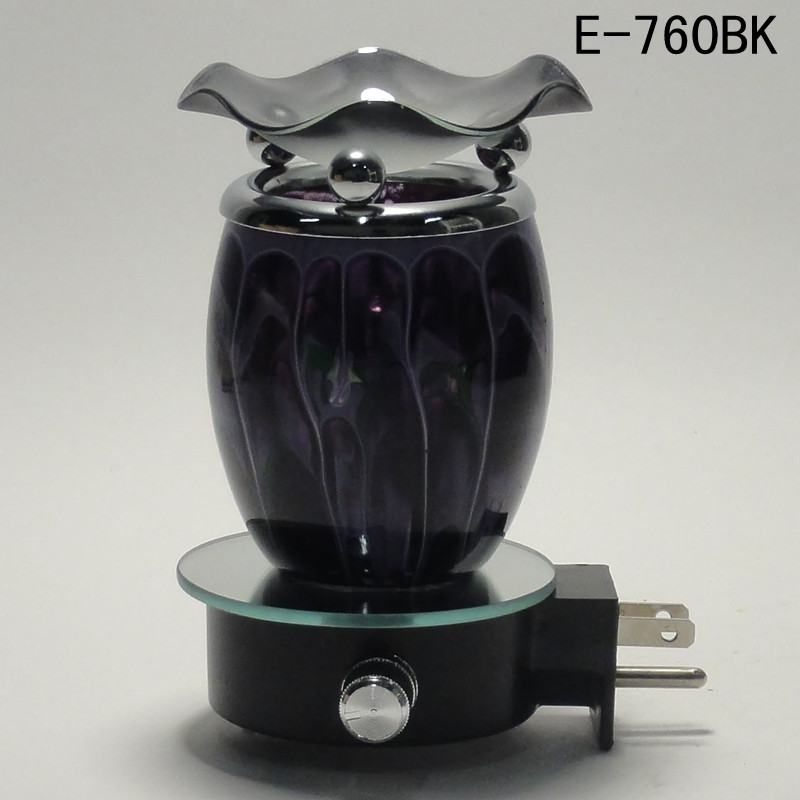 electric e 760 scent oil diffuser warmer burner aroma. Black Bedroom Furniture Sets. Home Design Ideas